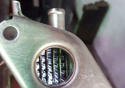 Clean EGR Cooler